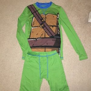 TMNT Cudle Duds Moisture Wicking Base Layer